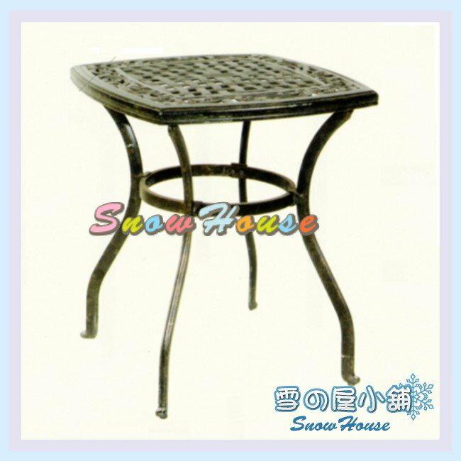 ╭☆雪之屋小舖☆╯A441S9 P34波羅小方桌(圓弧邊)/造型餐桌/休閒桌/咖啡桌/置物桌/戶外桌/小邊桌/方桌