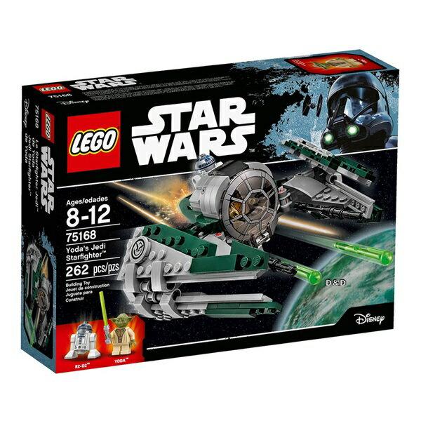 樂高積木LEGO~ LT75168 ~STAR WARS 星際大戰系列 ~ Yoda's