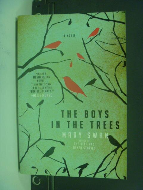 【書寶二手書T6/原文小說_HMN】The Boys in the Trees_Mary Swan