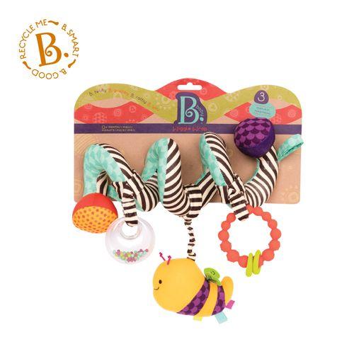 美國【B.Toys】蜜蜂團團轉 (推車掛飾)BX1454Z★衛立兒生活館★