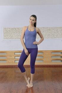 TH3 瑜珈專門店:TH3CANADA加拿大品牌瑜伽背心細肩帶設計瑜伽服背心