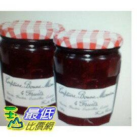 [COSCO代購]   Bonne Maman 綜合莓 果醬 750公克 (2入) _W209858