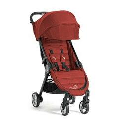 【淘氣寶寶】美國 baby jogger city tour 單人手推車《C形旋風收折 輕量旅行車》(紅) 贈同色收納背袋