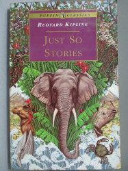 【書寶二手書T1/原文小說_NRC】Just So Stories_Kipling, Rudyard