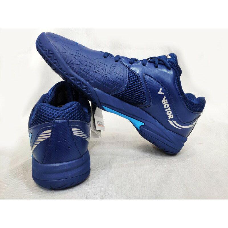 [大自在體育用品]  VICTOR 勝利 羽球鞋 羽毛球鞋 U楦 3.5超寬楦 SH-A830III B