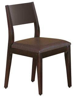 【石川家居】YE-A475-06喬伊胡桃餐椅(咖啡亞麻紋皮)(單張)(不含餐桌與其他商品)台北到高雄搭配車趟免運