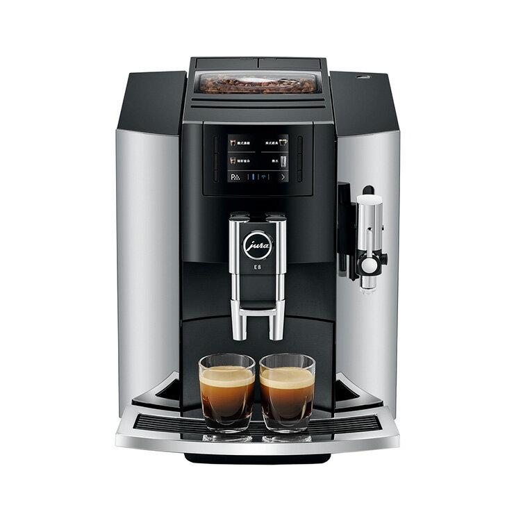~✬啡苑雅號✬~Jura 全新 E8至臻完美 家用全自動咖啡機 免費到府安裝服務