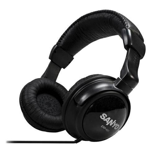 【迪特軍3C】三洋 SANYO 頭戴式耳機 (ERP-H21) 黑色