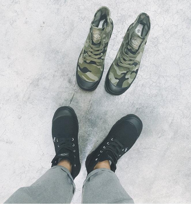 <br/><br/> 【JP.美日韓】 簡約 迷彩 高統 靴子迷彩登山鞋 迷彩鞋 迷彩控 厚底 增高<br/><br/>