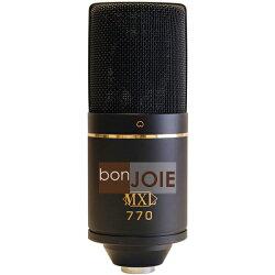::bonJOIE:: 美國進口 MXL 770 專業電容式麥克風 含避震架 收納箱 (全新盒裝) Cardioid Condenser Microphone