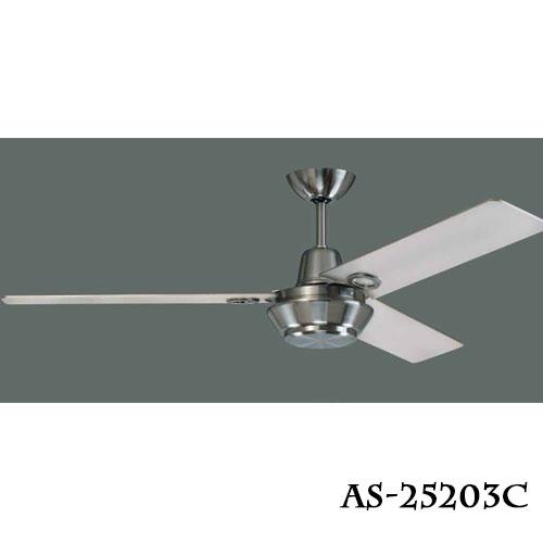 工業風系列★52吋吊扇風扇香檳銀鐵刀木★永光照明AS-25203CAS-25205C