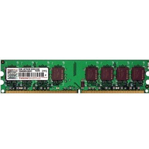 *╯新風尚潮流╭*創見桌上型 1G DDR2-800 公司貨 單面 TS128MLQ64V8U