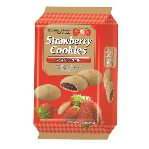 EVER草莓果醬奶酥100g【愛買】