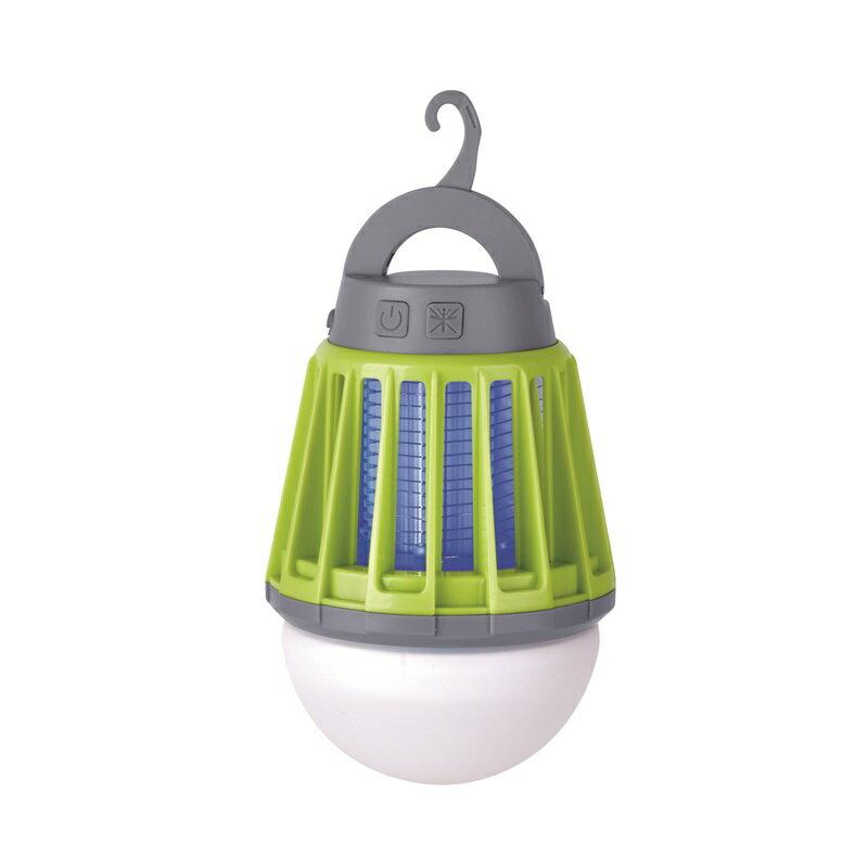 (福利品)【歌林】2in1行動捕蚊燈/USB充電/露營KEM-LNM53 保固免運