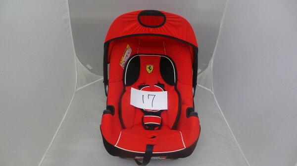 【淘氣寶寶*二手出售】編號17法國原裝法拉利提籃式安全座椅汽車安全座椅FB00009
