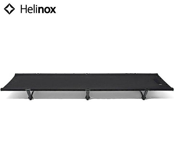 Helinox 輕量戰術床/戶外行軍床/DAC折疊床/露營 Tactical Cot Convertible 黑