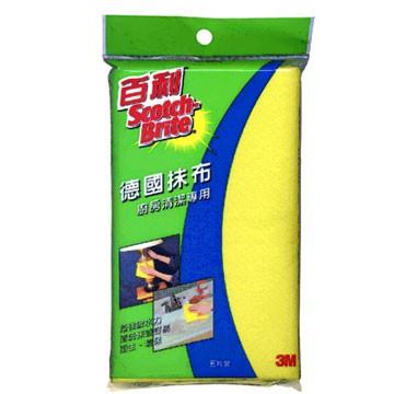 偉旗文具 3M 百利德國魔布 抹布 擦拭布 (5入裝) 廚房清潔專用