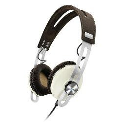 弘達影音多媒體 德國聲海 SENNHEISER MOMENTUM On-Ear 耳罩線控式耳機 乳白色 公司貨