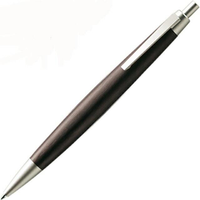 LAMY 2000系列 203 TAXUS 黑色 木頭原子筆