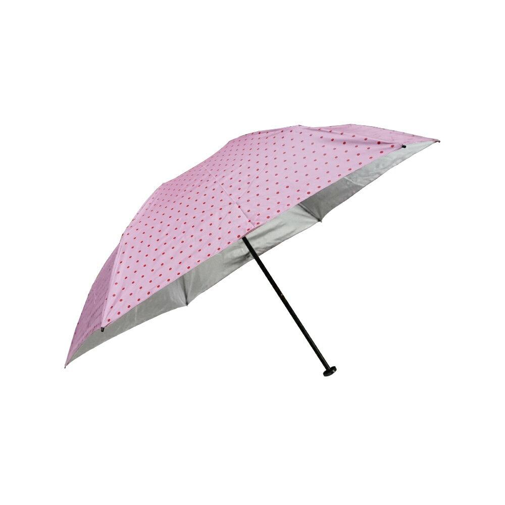 雨傘 陽傘 ☆萊登傘☆ 118克超輕傘 抗UV 易攜 超輕傘 碳纖維 日式傘型 Leighton 圓點印花