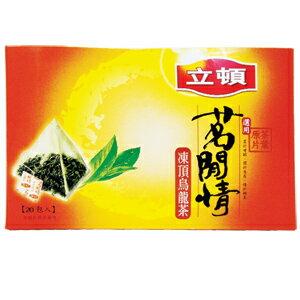 立頓 茗閒情 凍頂烏龍茶 2.8g(20入)/盒
