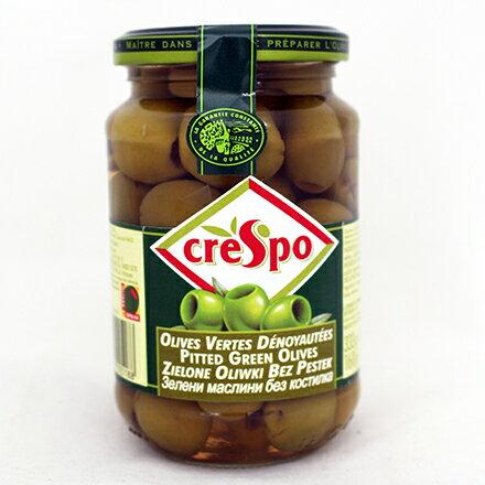 【敵富朗超巿】Crespo瑰寶去籽綠橄欖(賞味期限2017.03.03)