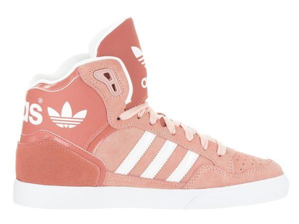 《限時特價↘6折免運》ADIDAS ORIGINALS EXTABALL 女鞋 休閒 高筒 粉色 【運動世界】 S75787