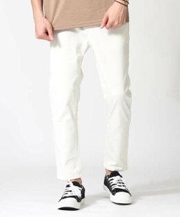 Chino九分褲WHITE