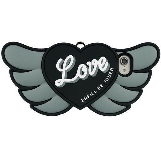 FENICE:【Candies】AngelHeart(灰)-IPhone7/IPhone8