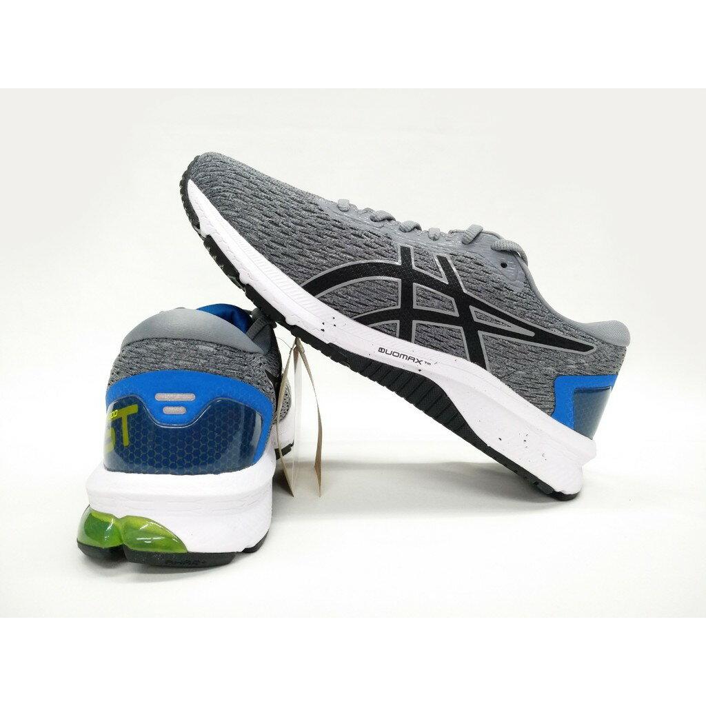 [大自在體育用品] Asics 亞瑟士 慢跑鞋 休閒 GT-1000 9 2E 寬楦 1011A813-024