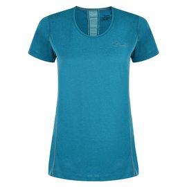 【【蘋果戶外】】『零碼出清』Dare2bDWT404SB藍女英國進口名牌服飾愛絲沛彈短圓領排汗衣WOMEN''SASPECTTEE
