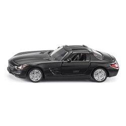 【Fun心玩】SU1445 麗嬰 德國 SIKU 1445 賓士 Mercedes - Benz SLS AMG 禮物