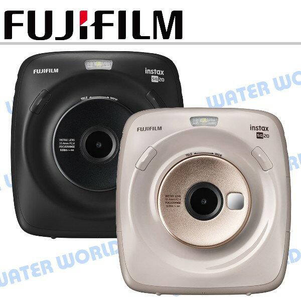 富士 instax SQUARE SQ20 方形拍立得相機(公司貨)