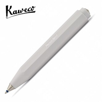 預購商品 德國 KAWECO SKYLINE Sport 系列原子筆 1.0mm 黑色 4250278608767 /支