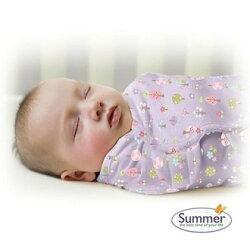 【任2件$1000】美國Summer Infant SwaddleMe懶人育兒包巾 多款/隨機