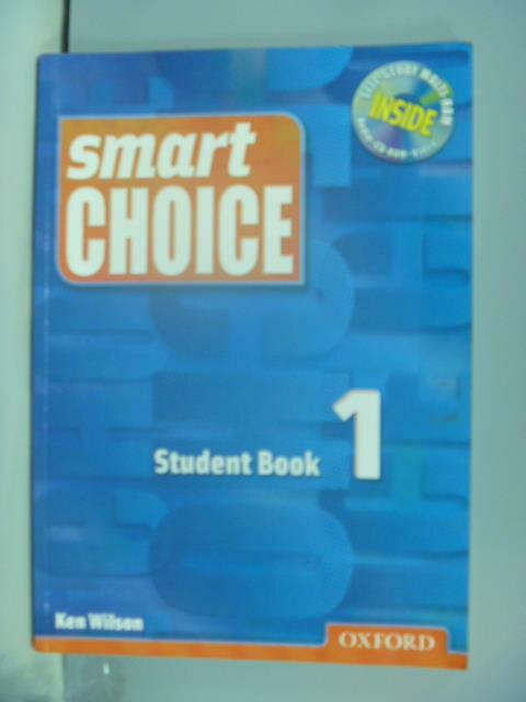 【書寶二手書T4/語言學習_ZAK】Smart Choice 1_Wilson, Ken