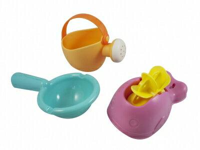Toyroyal樂雅Flex洗澡系列-歡樂水車組洗澡玩具沙灘玩具★衛立兒生活館★