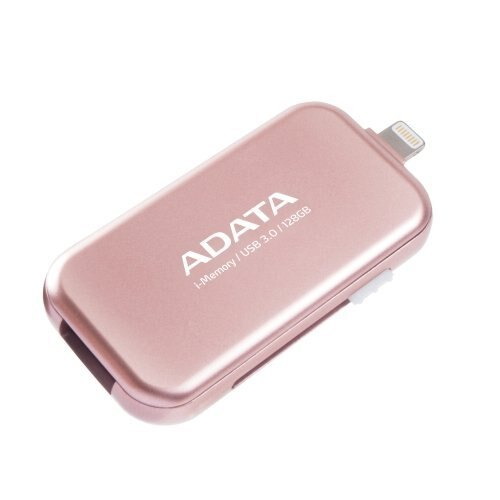 ~新風尚潮流~威剛UE710 128GB APPLE iPhone OTG手機電腦兩用隨身
