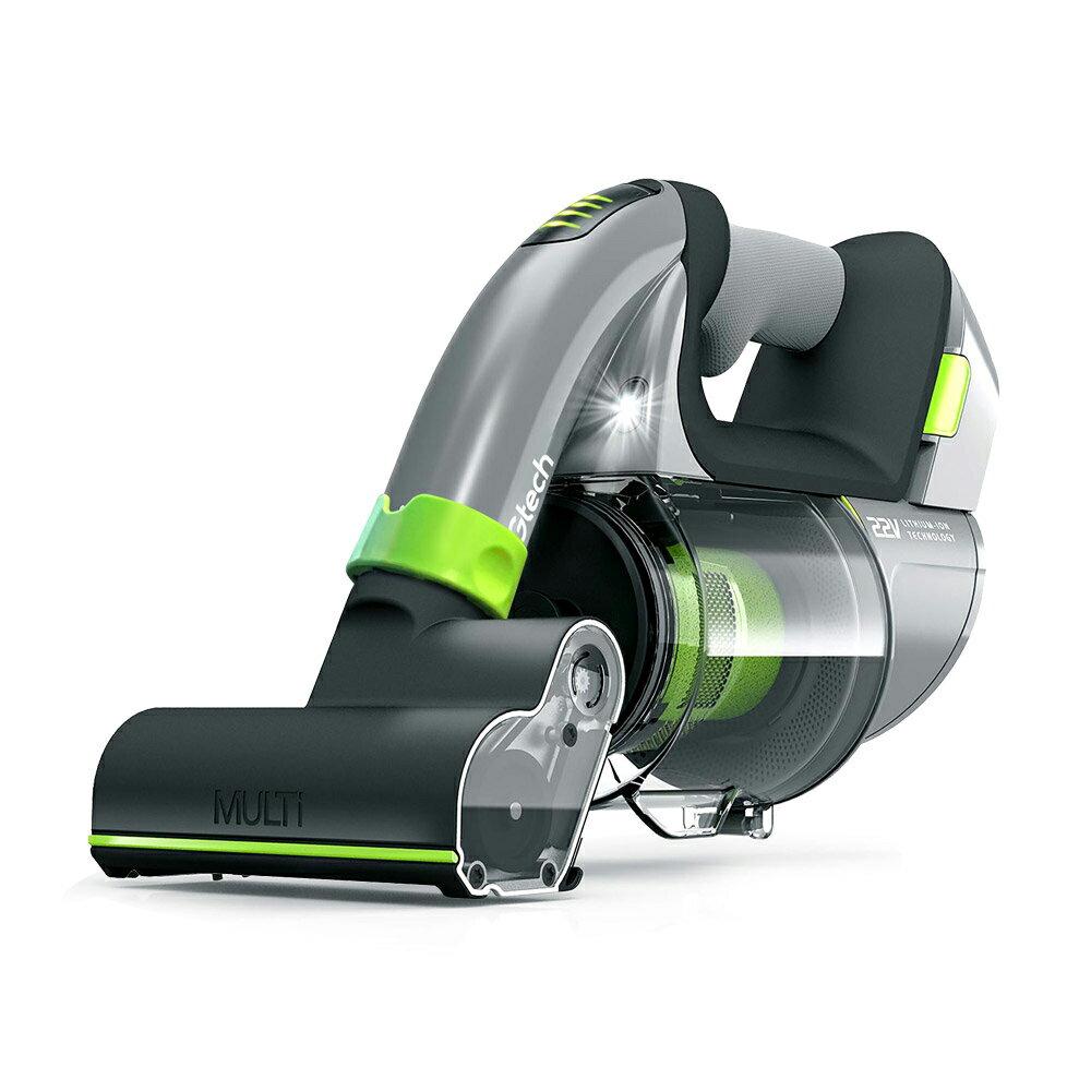 【全店93折+領券折$300】英國 Gtech 小綠 Multi Plus 無線除蟎吸塵器
