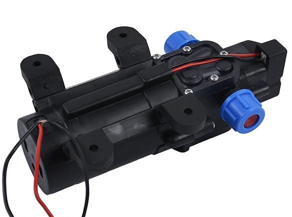 DC 12V 60W 5L/min Diaphragm High Pressure Water Pump Automatic Switch 2