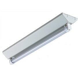 東亞/LED 山形燈具 T8 2尺 單管 吸頂燈 空台 光源另計// 永光照明TO-LTS-2143XAA-LED✈99購物節