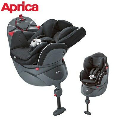Aprica平躺型嬰幼兒汽車安全臥床椅_Fladea DX燕尾黑BK