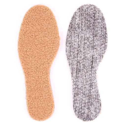 【百倉日本舖】日本進口 遠紅外線效果 四層構造 刷毛鞋墊/保暖鞋墊(女用)