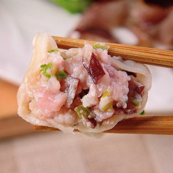 季節限定~木耳芹菜豬肉水餃 0