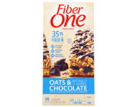 Fiber One Chewy Bars - 36 Count Oats & Chocolate