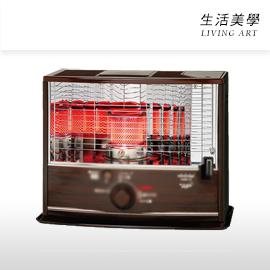 嘉頓國際 日本製 TOYOTOMI【RS-W290】煤油暖爐 11坪以下 4L 加油提示 寒流 冷氣團 東北季風 冷