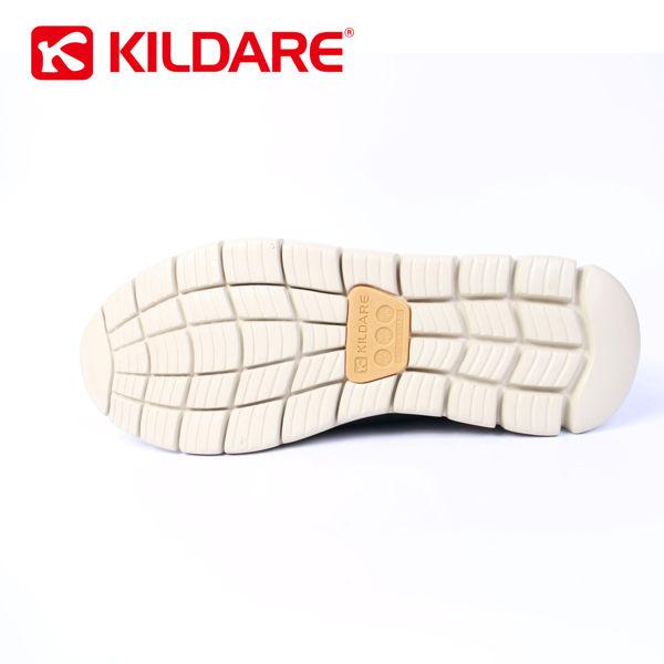 Kildare 巴西綁帶休閒鞋 黑 男 休閒慢跑 4