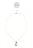 日本CREAM DOT  /  ネックレス ティアドロップ ゴールド シルバー アジャスター プレゼント シンプル 上品 アクセサリー 大人 レディース 女性  /  qc0109  /  日本必買 日本樂天直送(1290) 4