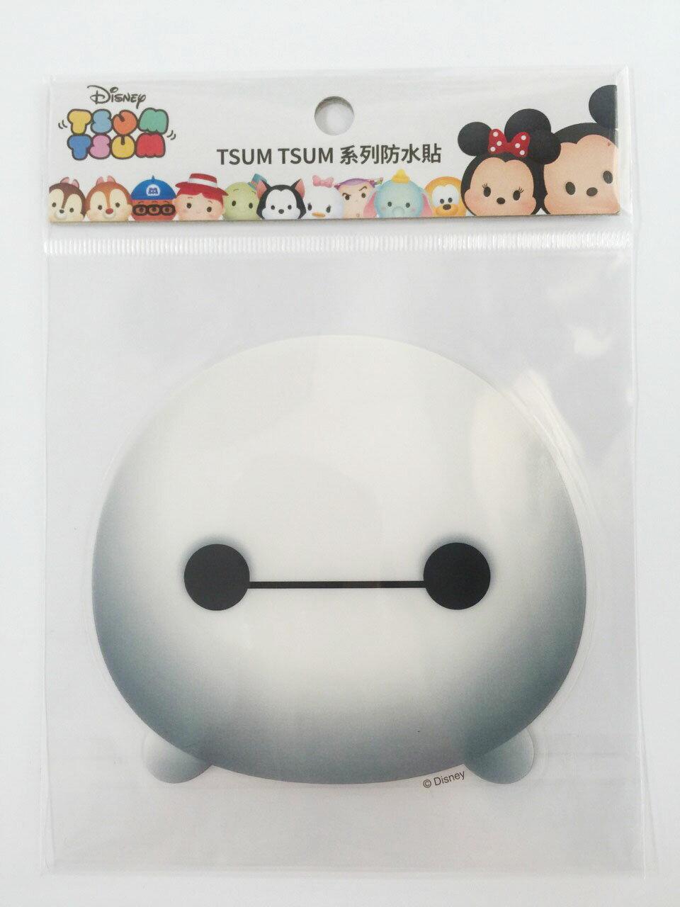 【真愛日本】16011200044  TSUM防水貼紙-杯麵  Baymax 大英雄天團 迪士尼 裝飾貼紙 PVC 貼紙