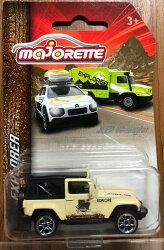 ☆勳寶玩具舖【現貨】美捷輪小汽車 Majorette Car 探險車款 JEEP Wrangler